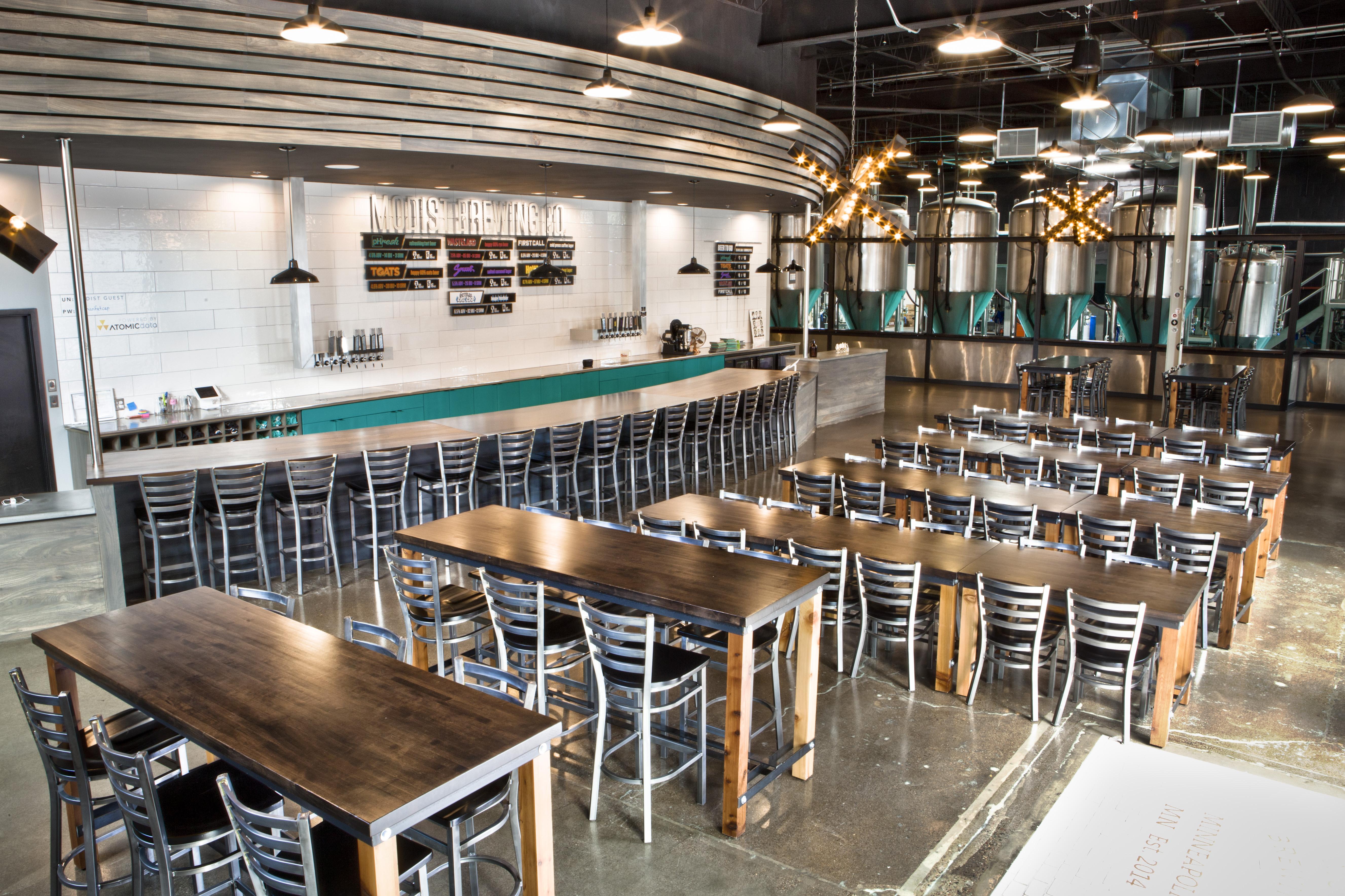 Modist Brewing North Loop Brewery In Minneapolis