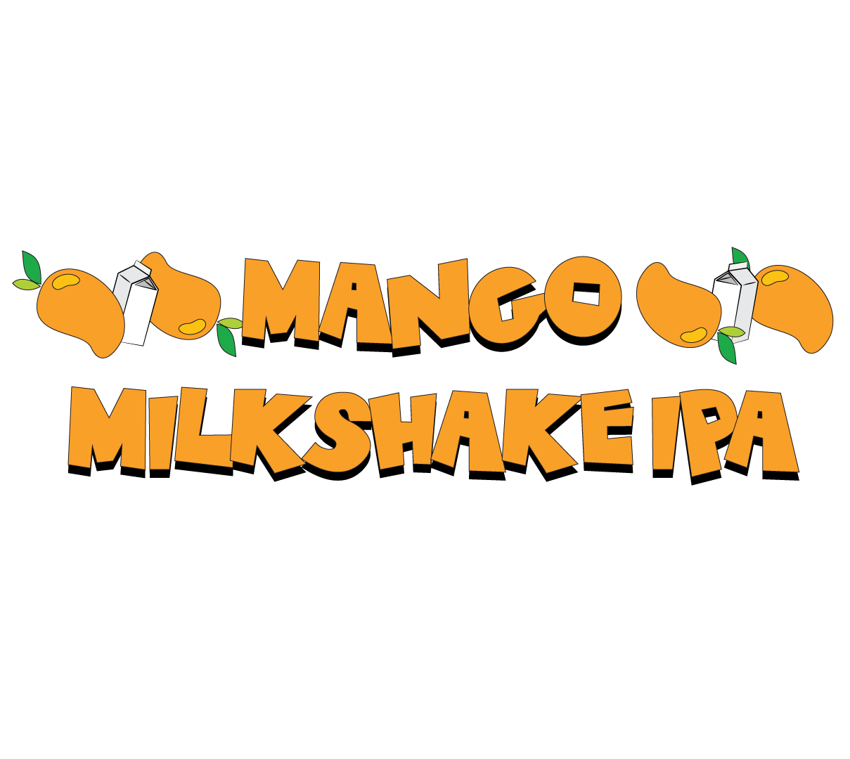 mango-milkshake-web-logo - Modist Brewing Co
